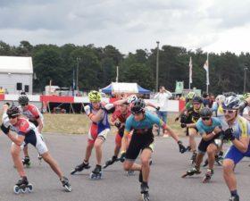 X Race auf dem Spreewaldring